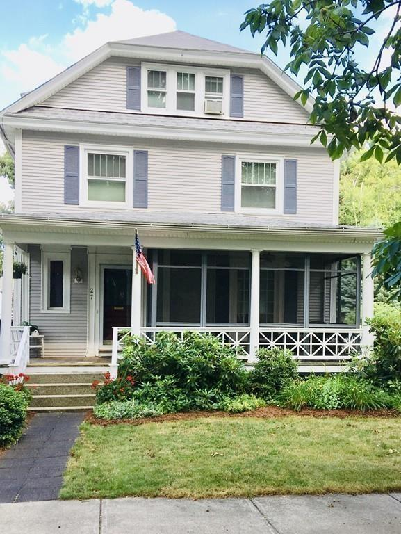 27 S Park Ave, Longmeadow, MA 01106 (MLS #72534023) :: NRG Real Estate Services, Inc.