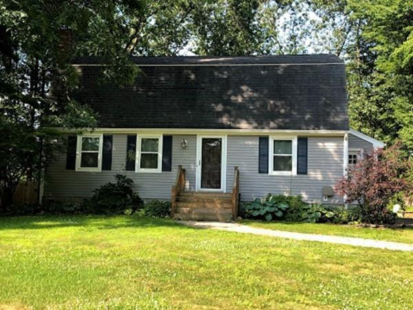7 Deerfield Drive, Easthampton, MA 01027 (MLS #72534382) :: The Russell Realty Group
