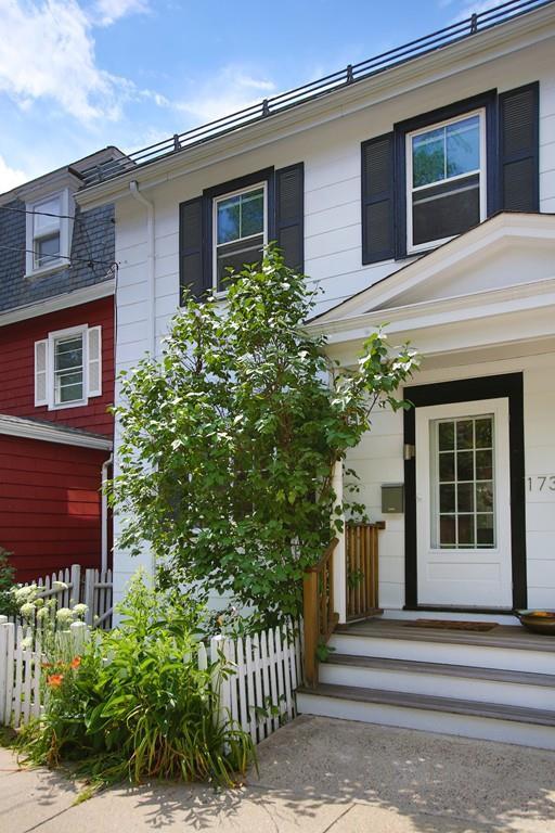 173 High, Brookline, MA 02445 (MLS #72534899) :: The Muncey Group