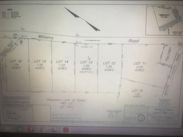 Lot 12 Williams, Fitchburg, MA 01462 (MLS #72536092) :: Primary National Residential Brokerage