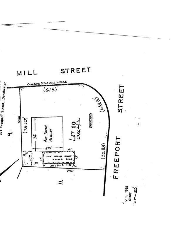 321-323 Freeport St., Boston, MA 02122 (MLS #72536340) :: Team Tringali