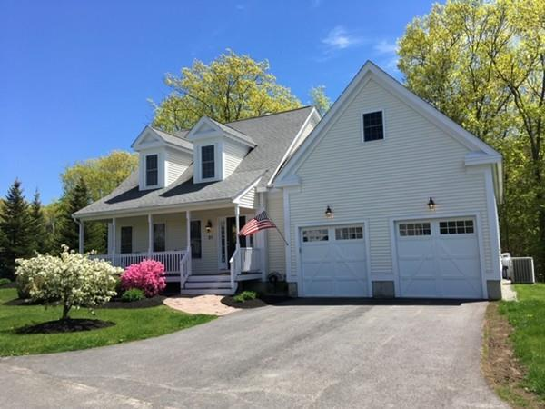 21 Magnolia Ln #21, Groton, MA 01450 (MLS #72536362) :: Apple Country Team of Keller Williams Realty
