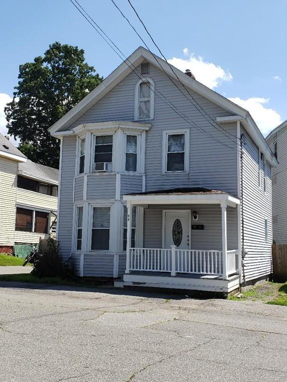 44 4Th Ave, Haverhill, MA 01830 (MLS #72538222) :: Westcott Properties