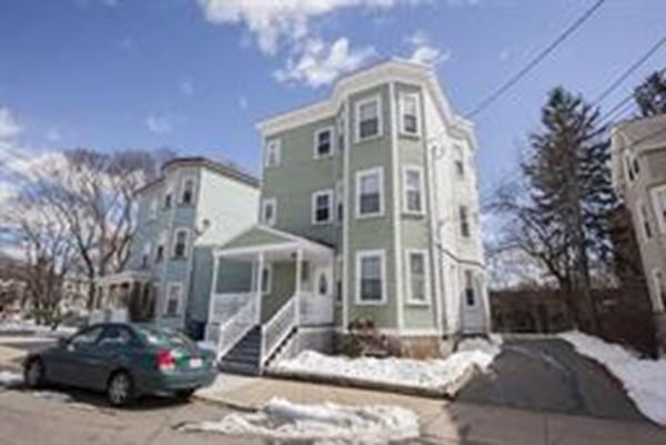 2 Pinedale Rd #1, Boston, MA 02131 (MLS #72538646) :: The Muncey Group