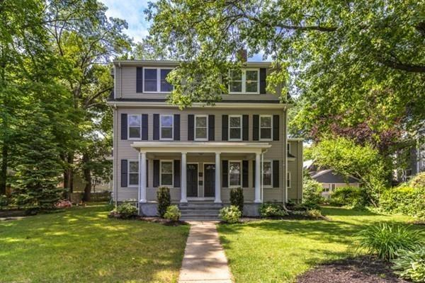 67-69 Evergreen Ave, Newton, MA 02466 (MLS #72545119) :: Kinlin Grover Real Estate