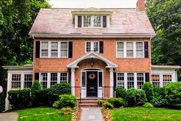 150 Moffat Road, Newton, MA 02468 (MLS #72545991) :: The Gillach Group