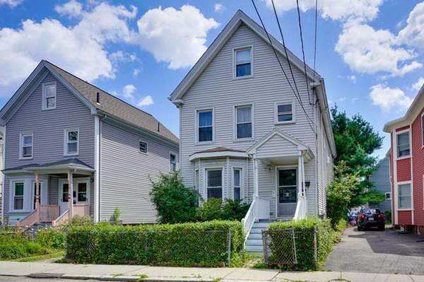 10 Ashland Street, Somerville, MA 02144 (MLS #72547198) :: Trust Realty One