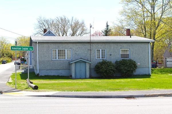 3 Beeden/American Legion Rd, Westport, MA 02790 (MLS #72547881) :: Welchman Torrey Real Estate Group