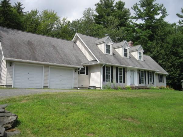 266 Old North Road, Worthington, MA 01098 (MLS #72549058) :: The Duffy Home Selling Team