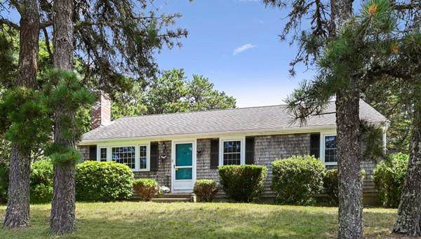 84 Holly Drive, Chatham, MA 02659 (MLS #72555020) :: Trust Realty One