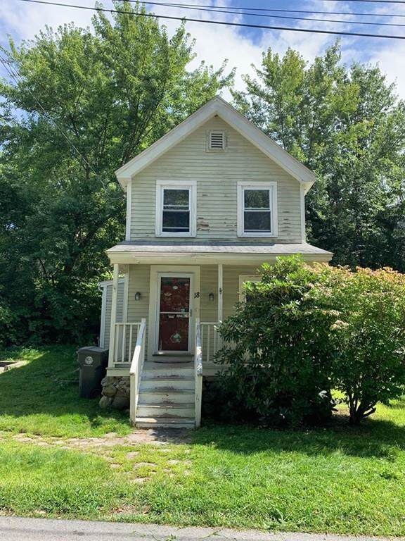 18 Wainwright Ave, Haverhill, MA 01835 (MLS #72555409) :: Trust Realty One