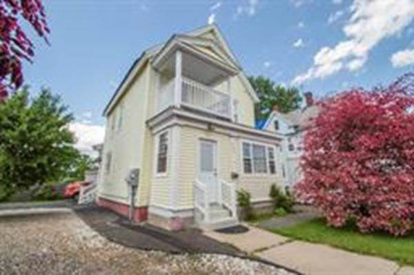 356 Orange Street, Springfield, MA 01108 (MLS #72555517) :: The Russell Realty Group