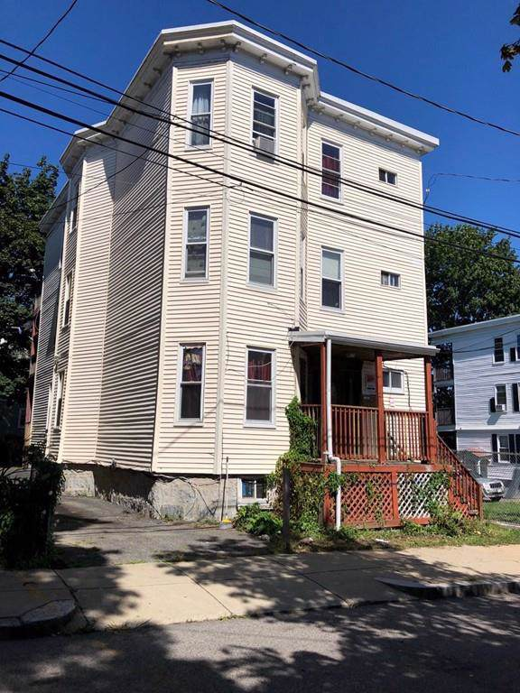 21 Sutton Street, Boston, MA 02126 (MLS #72557527) :: The Muncey Group