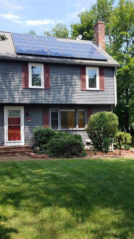 34 Scott St #34, Attleboro, MA 02703 (MLS #72558921) :: The Russell Realty Group