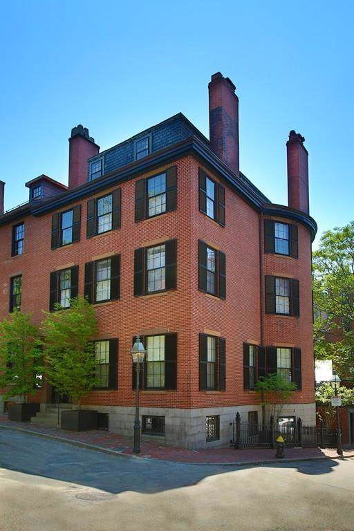 8 Mt Vernon Pl, Boston, MA 02108 (MLS #72561451) :: Charlesgate Realty Group