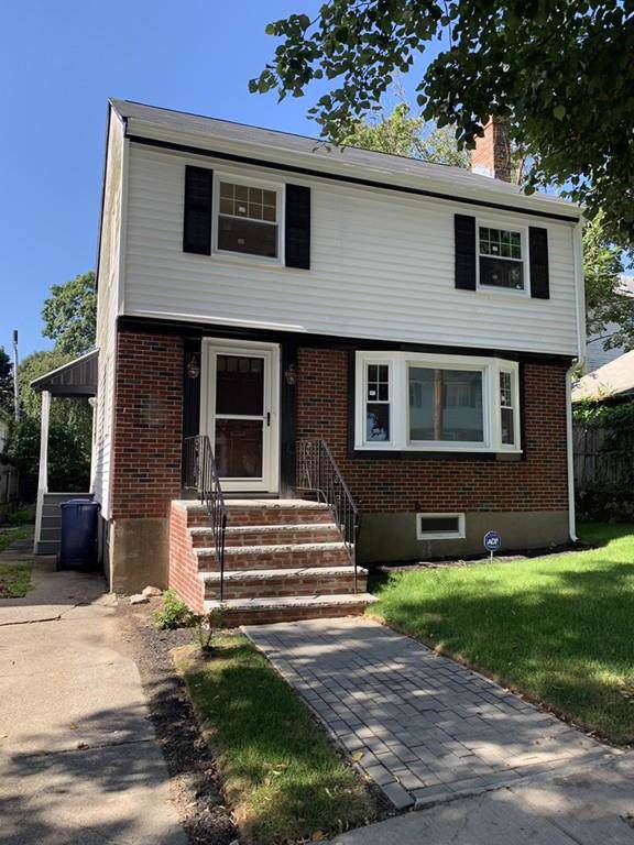 11 Ruskindale, Boston, MA 02136 (MLS #72562175) :: The Muncey Group