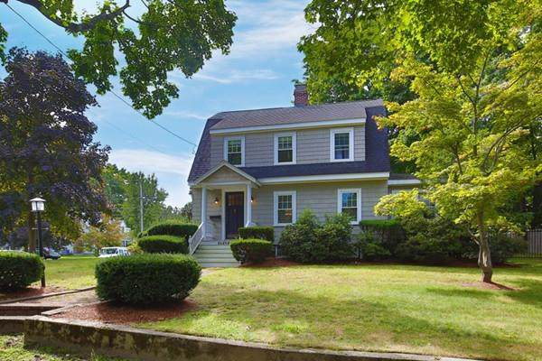 11 Forest Glen Rd, Reading, MA 01867 (MLS #72563164) :: Compass Massachusetts LLC