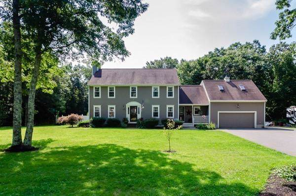 5 Jillian Way, Westport, MA 02790 (MLS #72563482) :: Welchman Torrey Real Estate Group