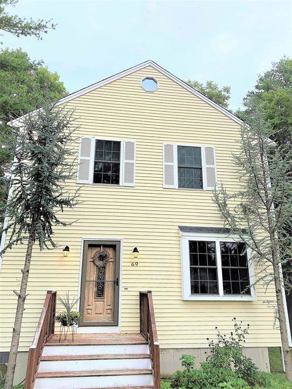 69 King St, Mansfield, MA 02048 (MLS #72563510) :: Primary National Residential Brokerage
