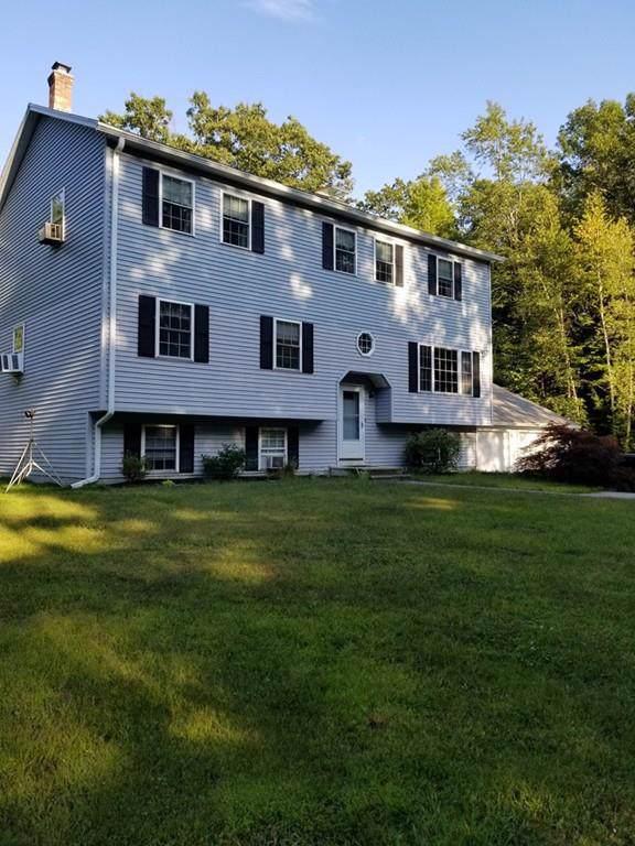 124-R Baldwinville State Rd, Winchendon, MA 01475 (MLS #72563528) :: Kinlin Grover Real Estate