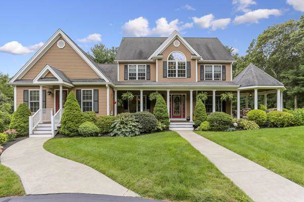 4 Summer Heights Drive, Franklin, MA 02038 (MLS #72563662) :: Primary National Residential Brokerage