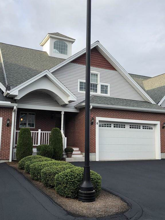 6 Capone #6, Foxboro, MA 02035 (MLS #72564386) :: Primary National Residential Brokerage