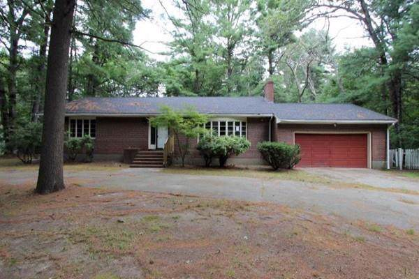 70 Gunhouse St, Sharon, MA 02067 (MLS #72564515) :: Primary National Residential Brokerage