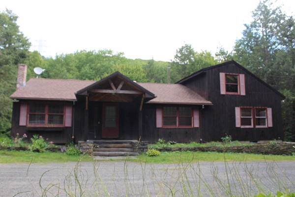 370 Buckland Rd., Ashfield, MA 01330 (MLS #72565016) :: The Muncey Group