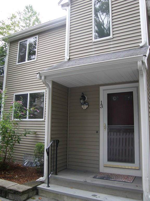 13 Fairfield Park #13, Mansfield, MA 02048 (MLS #72565114) :: Primary National Residential Brokerage