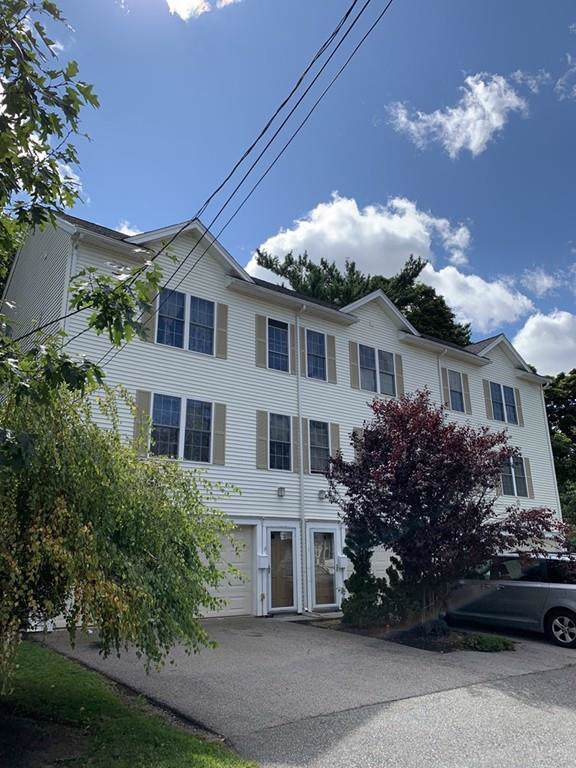 61 Carlisle St #61, Quincy, MA 02171 (MLS #72565178) :: Anytime Realty