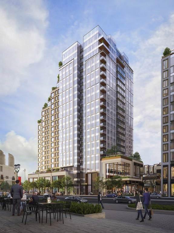 135 Seaport Boulevard #916, Boston, MA 02210 (MLS #72565415) :: Charlesgate Realty Group