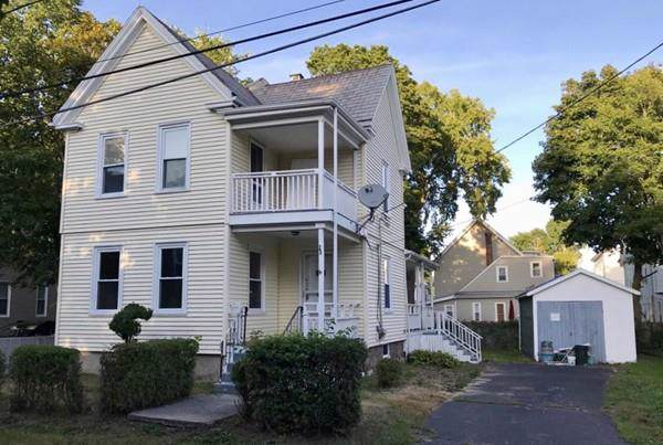 23-25 Bunker Ave, Brockton, MA 02301 (MLS #72565820) :: Trust Realty One