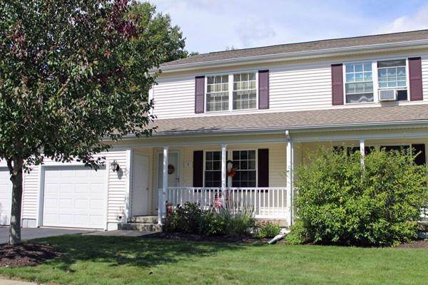 5 Emily Lane #5, Greenfield, MA 01301 (MLS #72566162) :: Charlesgate Realty Group