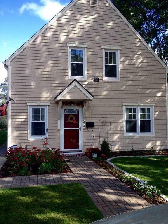 500 Cypress St, Fall River, MA 02720 (MLS #72566325) :: Charlesgate Realty Group