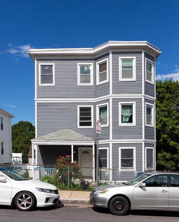 41 Westmore Rd #3, Boston, MA 02126 (MLS #72566465) :: Vanguard Realty