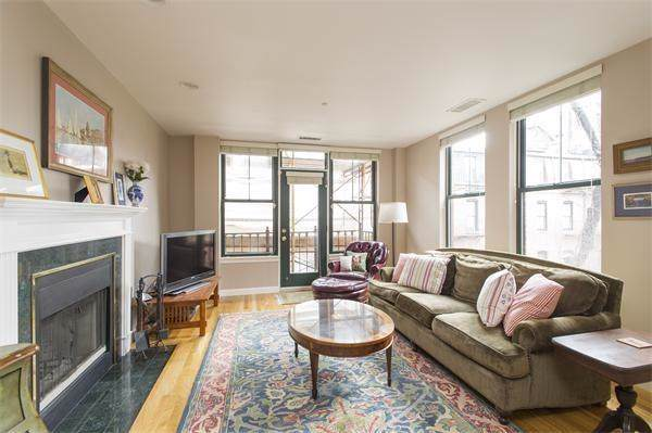 75 Clarendon St #208, Boston, MA 02116 (MLS #72566546) :: Team Tringali