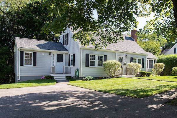 44 Sunset Dr., Beverly, MA 01915 (MLS #72566643) :: Exit Realty