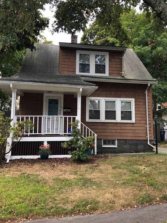 58 Arthur St, Braintree, MA 02184 (MLS #72566918) :: Charlesgate Realty Group