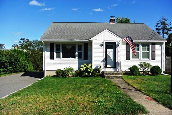 211 Grove Ave, Leominster, MA 01453 (MLS #72566974) :: The Muncey Group