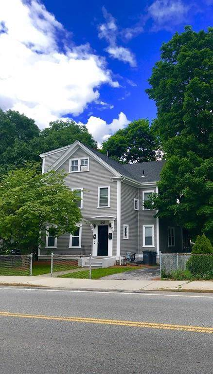 98 Cedar Street #2, Dedham, MA 02026 (MLS #72567167) :: The Muncey Group