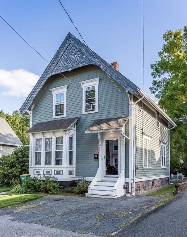 36 Leonard St, North Attleboro, MA 02760 (MLS #72567542) :: Kinlin Grover Real Estate