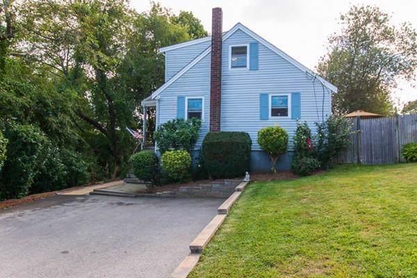 151 Mayflower Ln, Marshfield, MA 02050 (MLS #72567596) :: Kinlin Grover Real Estate