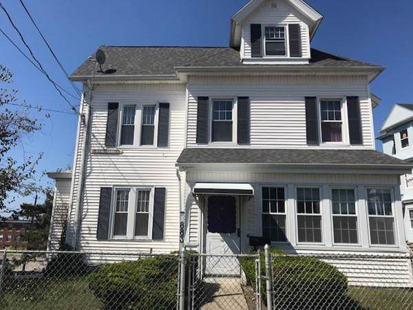 883 Broadway, Fall River, MA 02724 (MLS #72567622) :: Kinlin Grover Real Estate