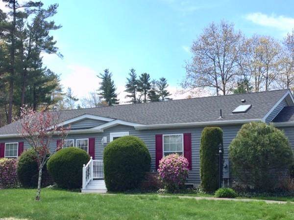 6903 Oak Point Drive, Middleboro, MA 02346 (MLS #72567712) :: Trust Realty One