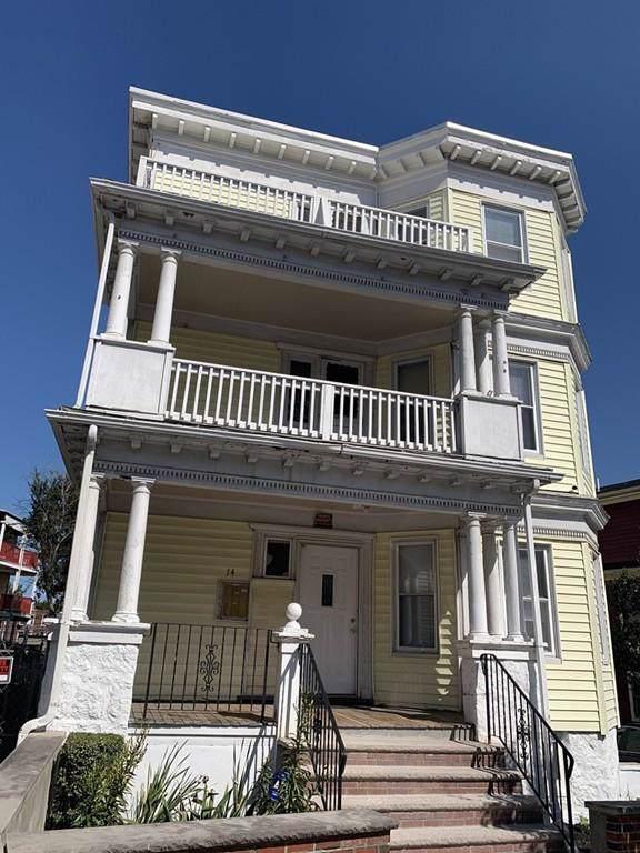 14 Greenbrier St #3, Boston, MA 02124 (MLS #72567872) :: Compass