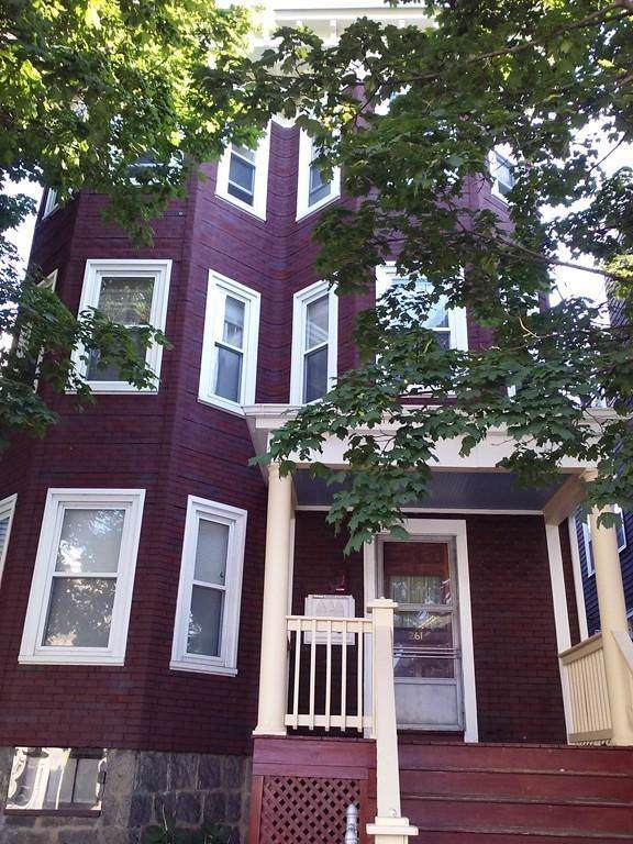 261 East Cottage Street #3, Boston, MA 02125 (MLS #72567884) :: Compass