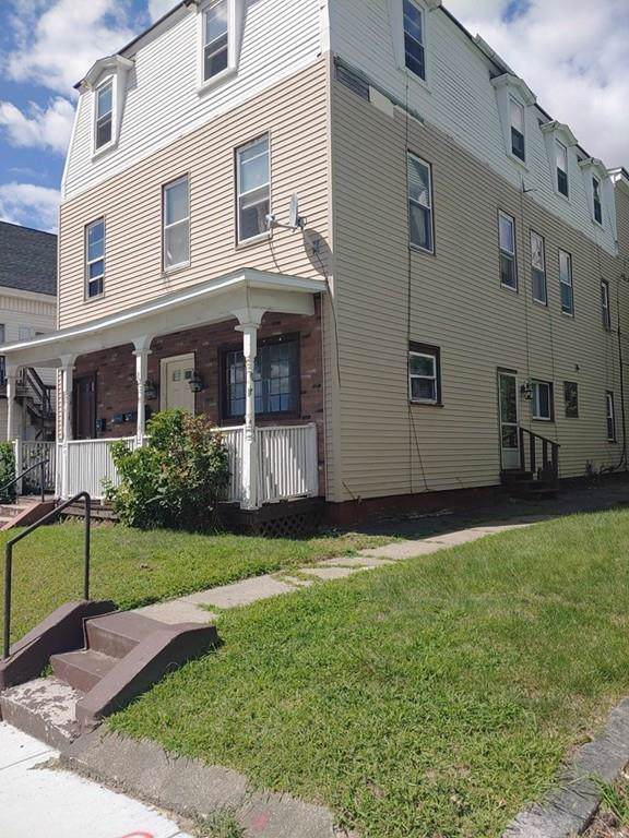 241 Pleasant St, Worcester, MA 01609 (MLS #72570646) :: DNA Realty Group