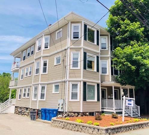 105 Adams St #1, Waltham, MA 02453 (MLS #72571202) :: Kinlin Grover Real Estate