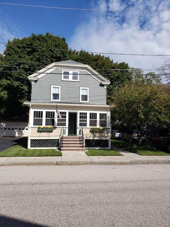 115 Viola St., Lowell, MA 01851 (MLS #72573564) :: Trust Realty One