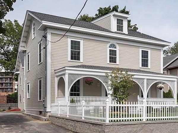 55 Jefferson Street #1, Newton, MA 02458 (MLS #72574701) :: Trust Realty One